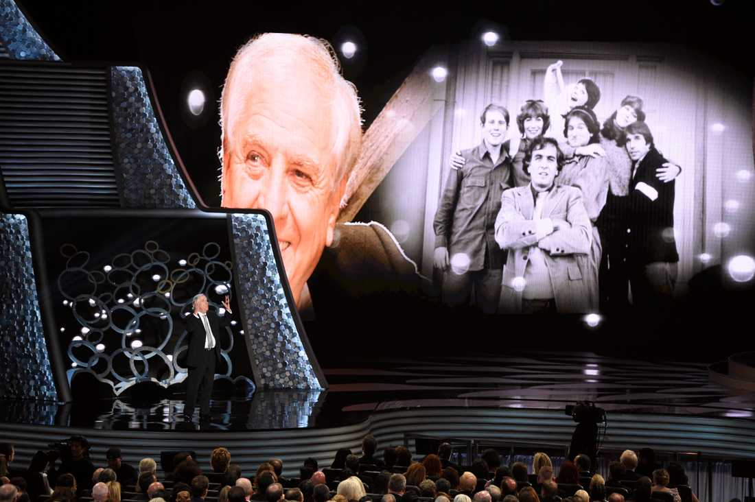 Henry Winkler hyllade avlidne Garry Marshall.