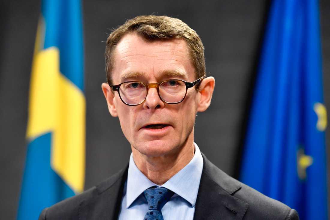 Peter Sandwall blir ny landshövding i Kalmar län. Arkivbild.