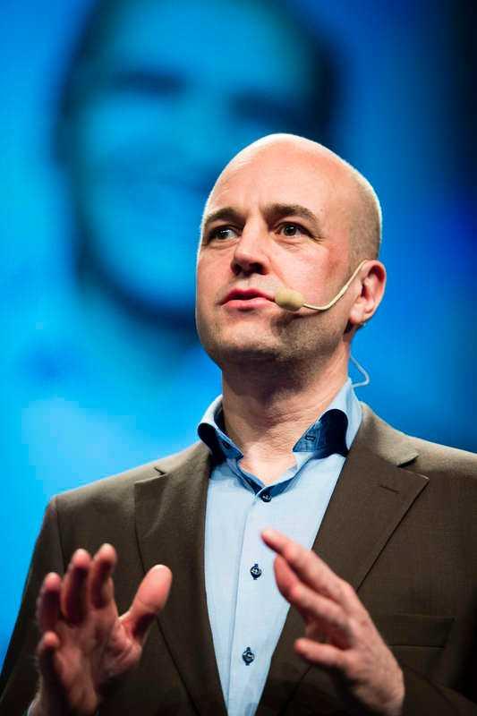 Fredrik Reinfeldt skrev sin ideologiska essä år 1993.