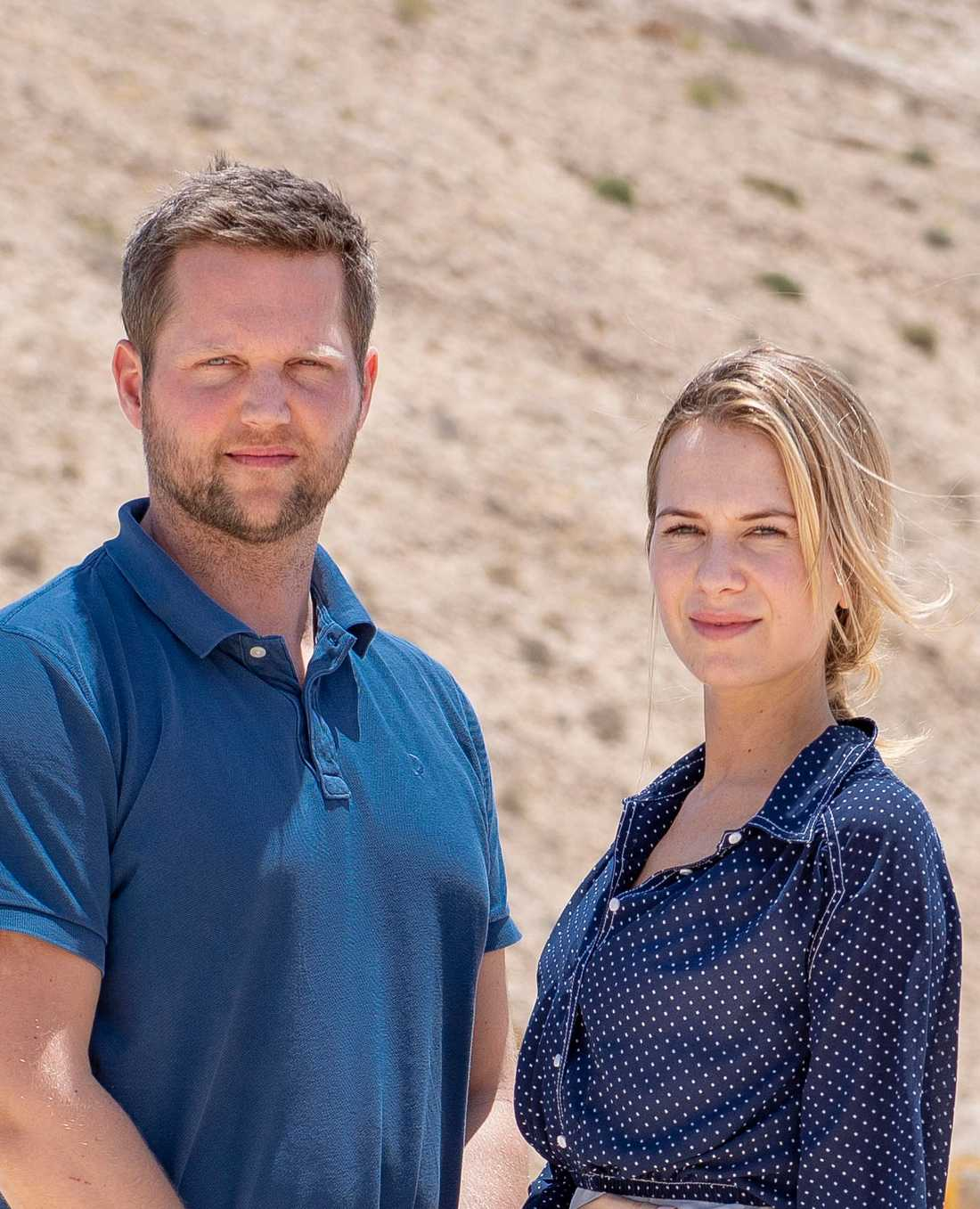 Aftonbladets Marcus Eriksson och Cecilia Wugk på plats i Oman.