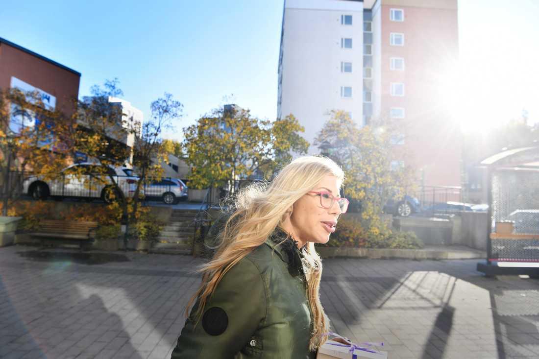 Johanna Jussiniemi, Puma Swede.