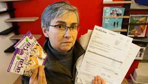 """""""Jag valde ett plåster som skulle göra att jag blev gladare"""", säger Aleksandra Walfisz."""