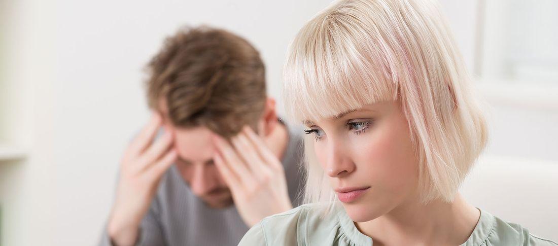 Lyssna på din magkänsla tidigt i relationen - så slipper du råka ut för en obehaglig överraskning.