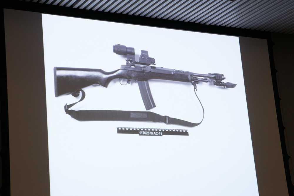 Döpte sitt vapen till Mjölner | Aftonbladet