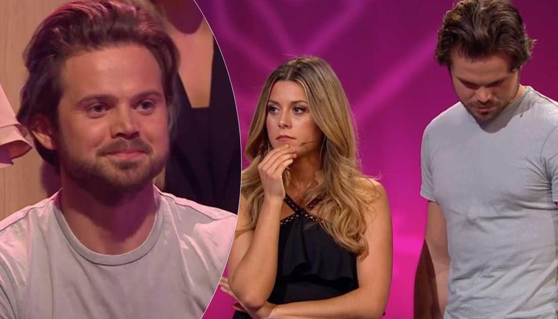 "Bianca Ingrosso mötte tidigare klasskamraten Douglas i ""Klassfesten""."