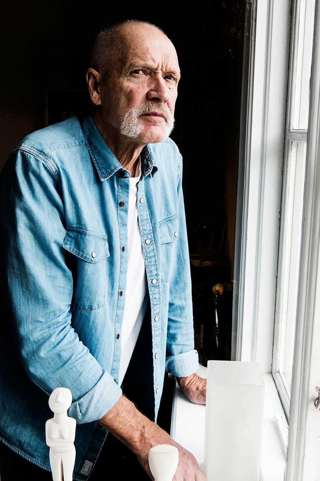 Leif Kåvestad, 72, fick efter fem års kamp 800000 kronor i ersättning för inkomstförlust och 8 371 kronor i månaden i livränta - livet ut - rån AFA Försäkring.