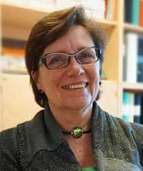 Karin Strigård, docent och universitetsöverläkare vid Norrlands universitetssjukhus, vill öka kunskapen om diastas.