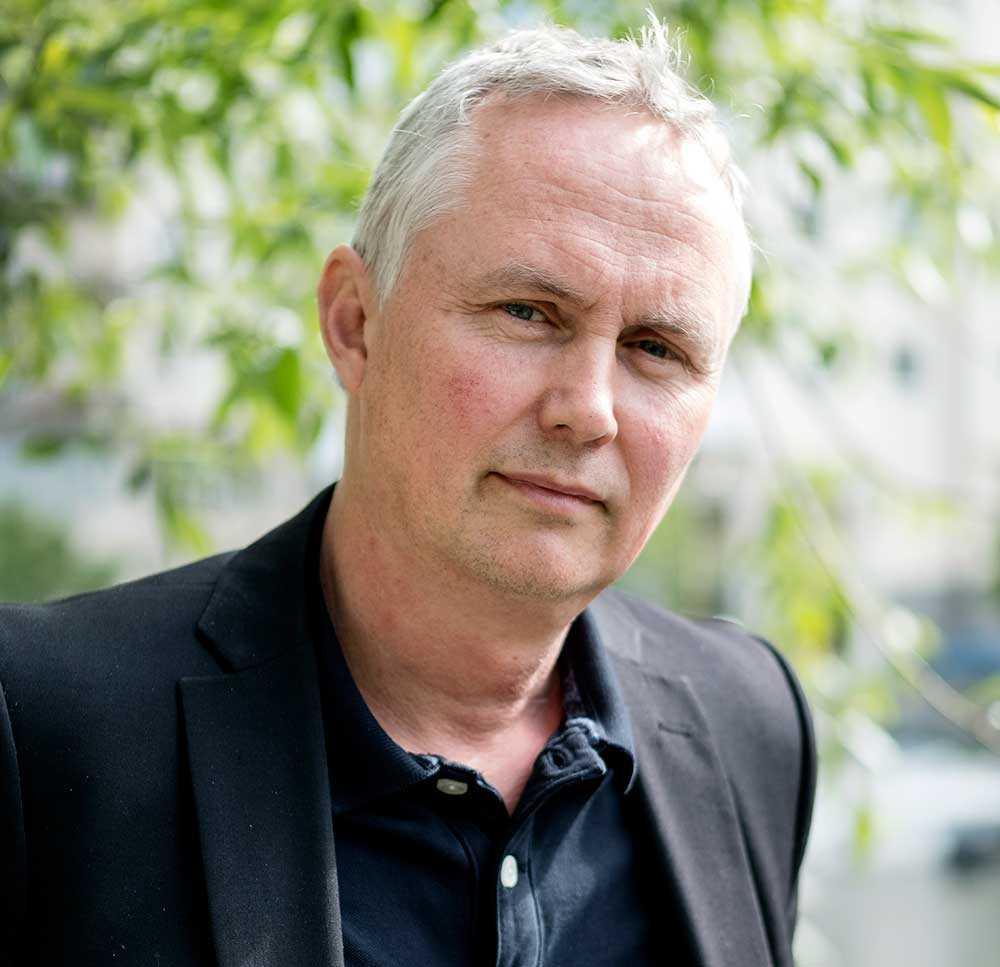Henrik Häggström, senior analytiker och forskare inriktad på barn i konflikter vid Försvarshögskolan.