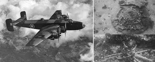 PÅ BOTTEN I 70 ÅR Nu ska bombplanet undersökas.
