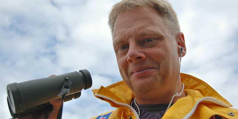 Travprofilen Per Ottosson tog hem hela potten på V86, 19,8 miljoner kronor under onsdagskvällen.