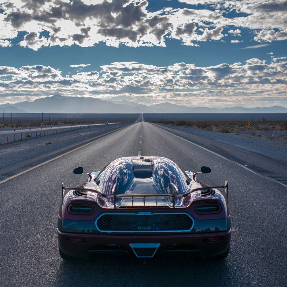 Koenigsegg Ccxr Vs Bugatti Veyron: Snabbast I Världen Med Svensk Testförare