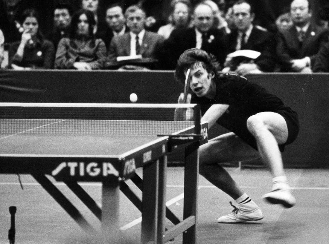 Kjell Johansson SOC-turneringen 1972.