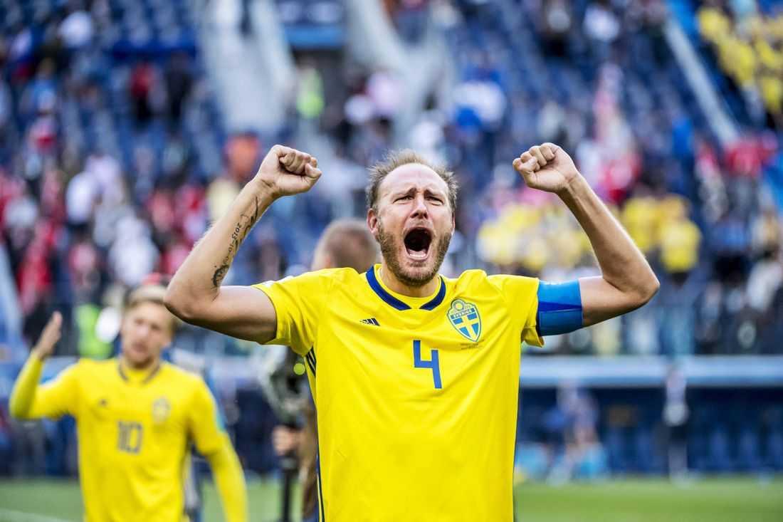 """Andreas """"Granen"""" Granqvist."""