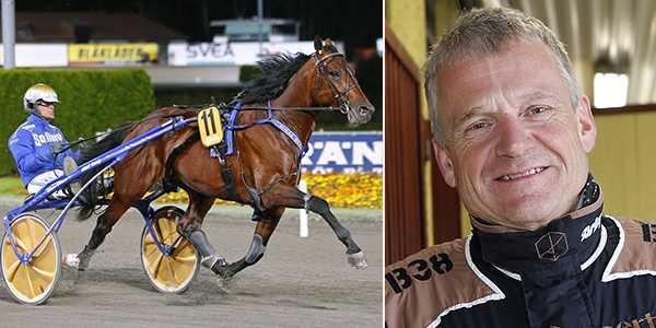 Per Lennartsson kör San Moteur i Kriteriet nästa lördag.