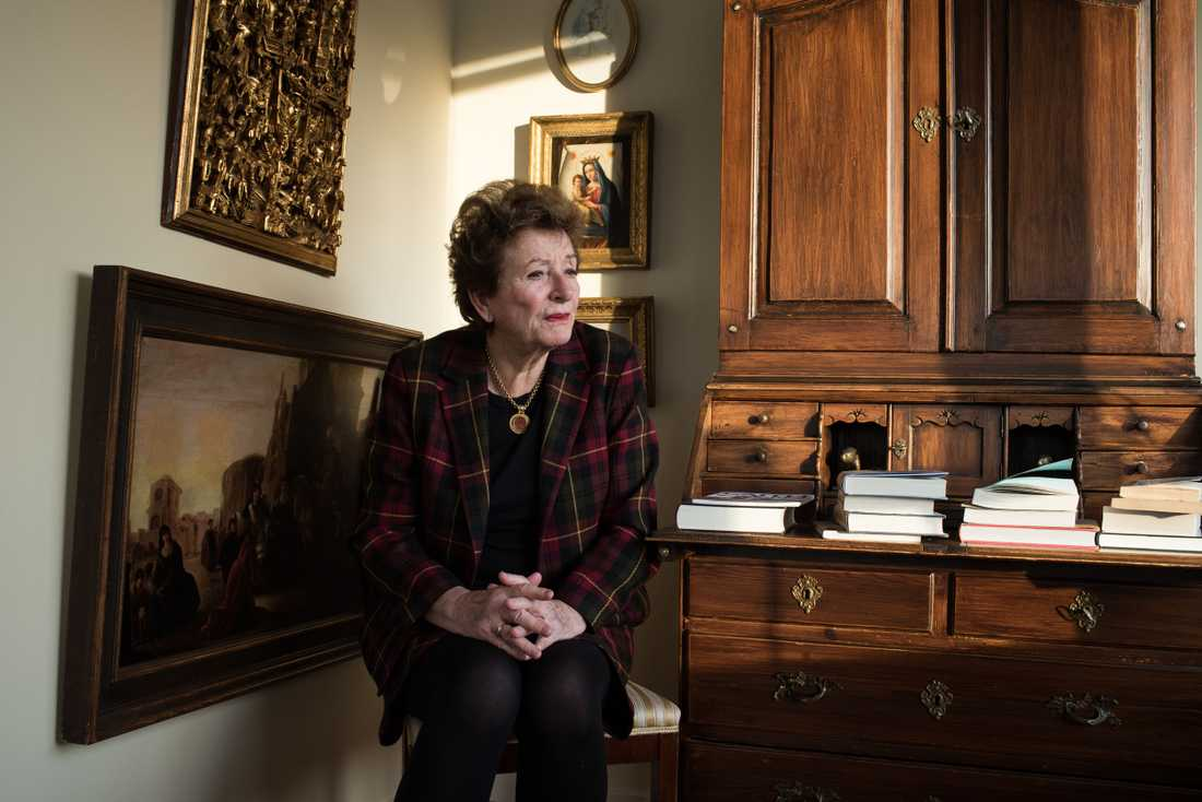 Birgitta Karlström Dorph arbetade som diplomat på svenska ambassaden i Sydafrika vid tiden för mordet på Olof Palme. I dag hyser hon ingen tvekan om att det var apartheidregimen i landet som låg bakom mordet.