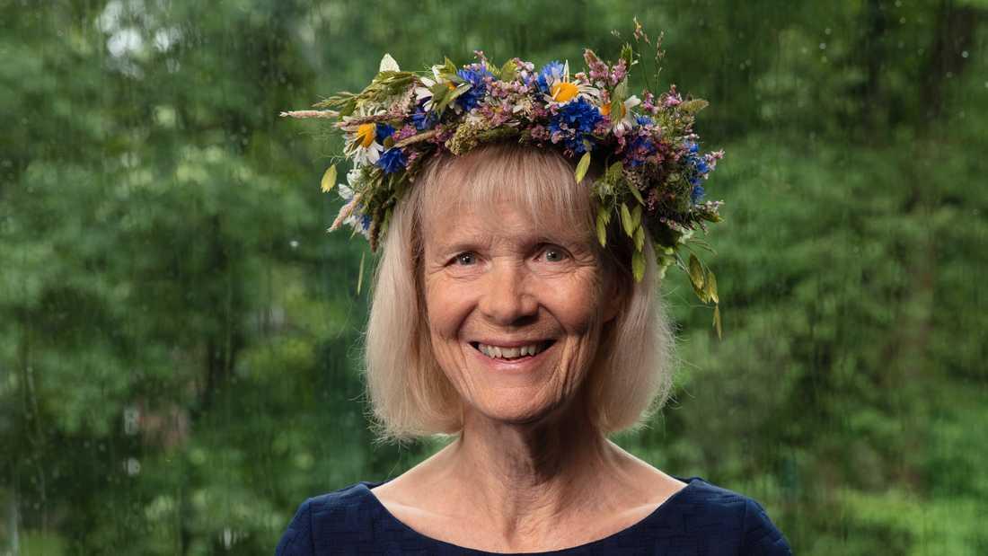 Ingrid Le Roux i Sommar i P1.