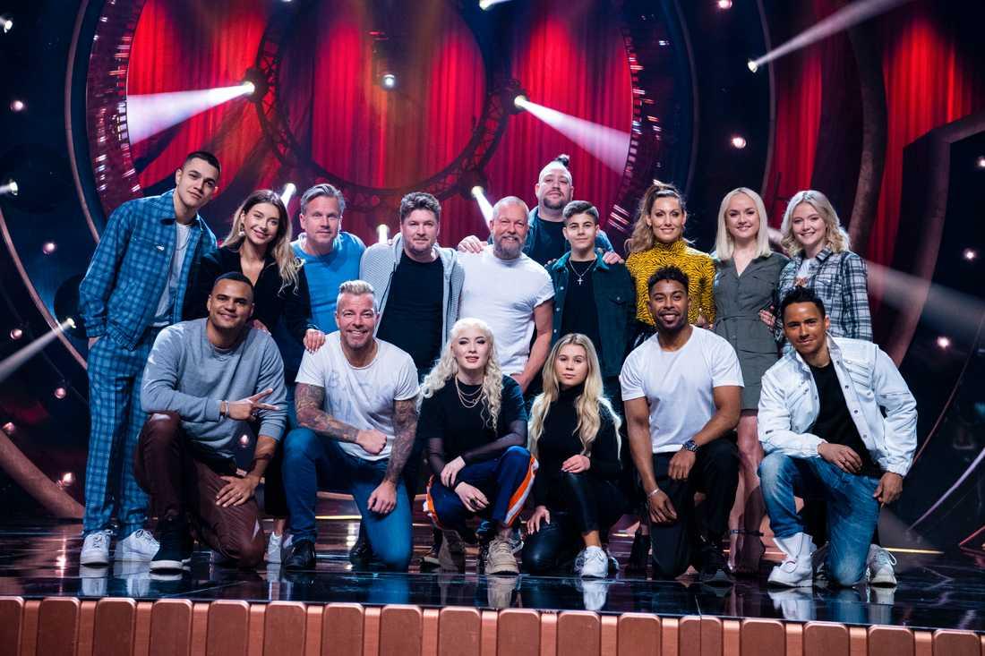 Dags för final i Melodifestivalen.