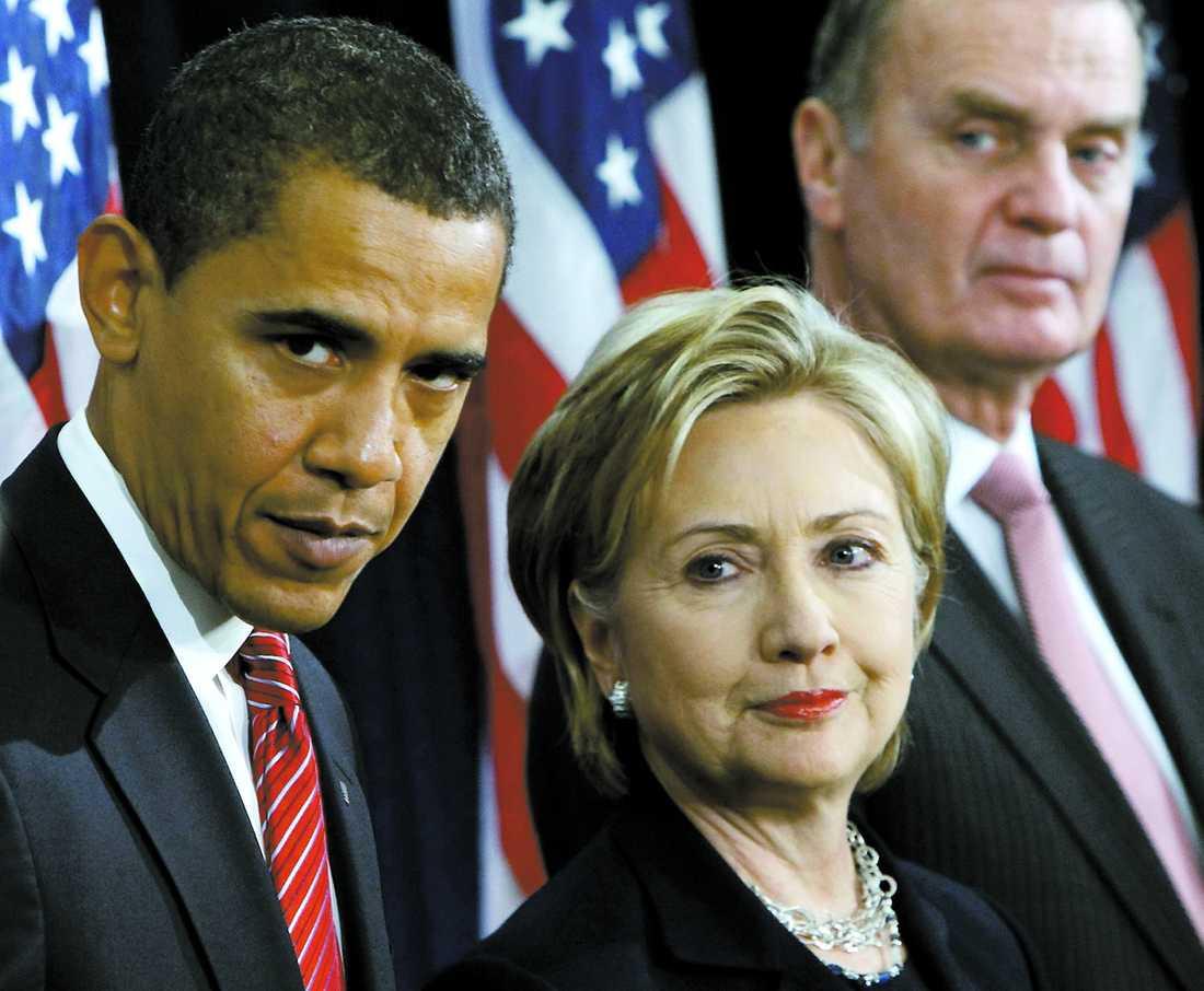 ÅKER SÄKERT Premiärturen i Obamabilen blir den 20 januari, då den nya presidenten svärs in i Washington.