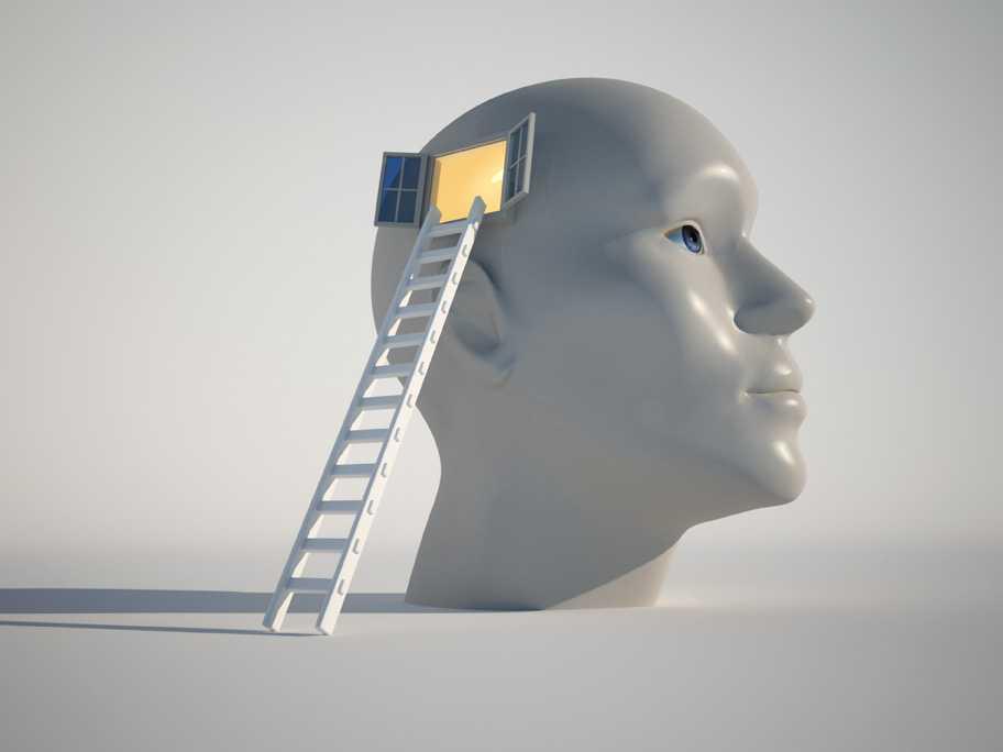 """Öppnar psyket på vid gavel. """"Tänka, snabbt och långsamt"""" av psykologen Daniel Kahneman hyllas världen över."""