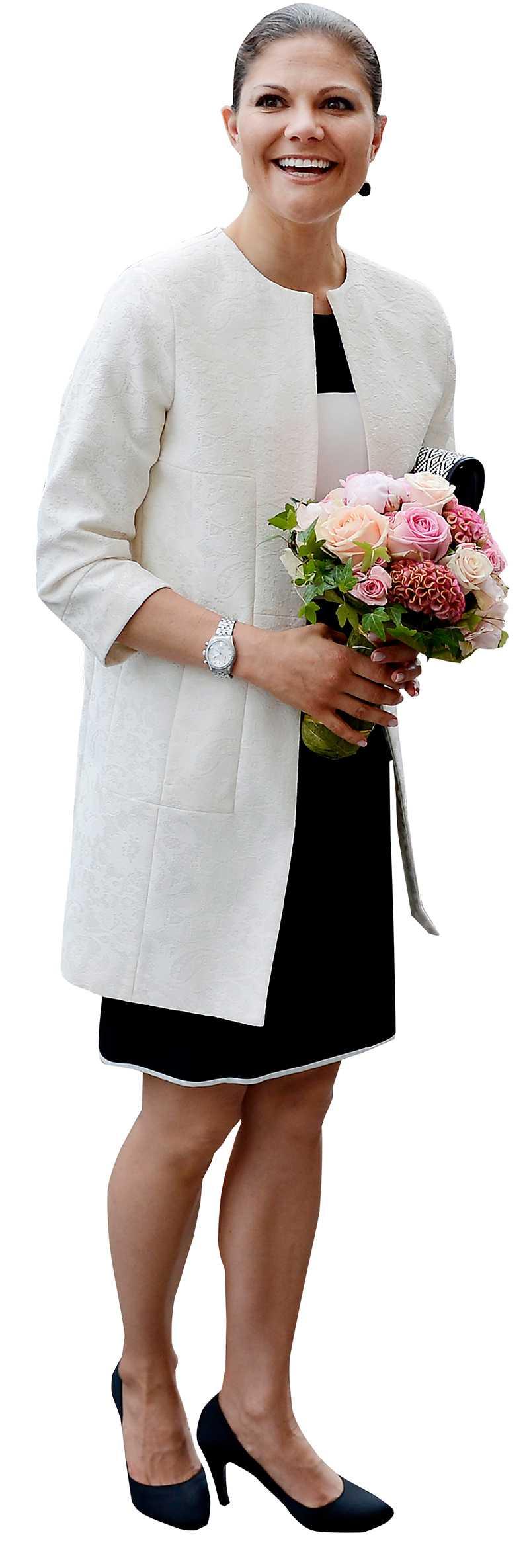 1. Kronprinsessan Victoria är överlägset populärast när svenska folket Tycker till.