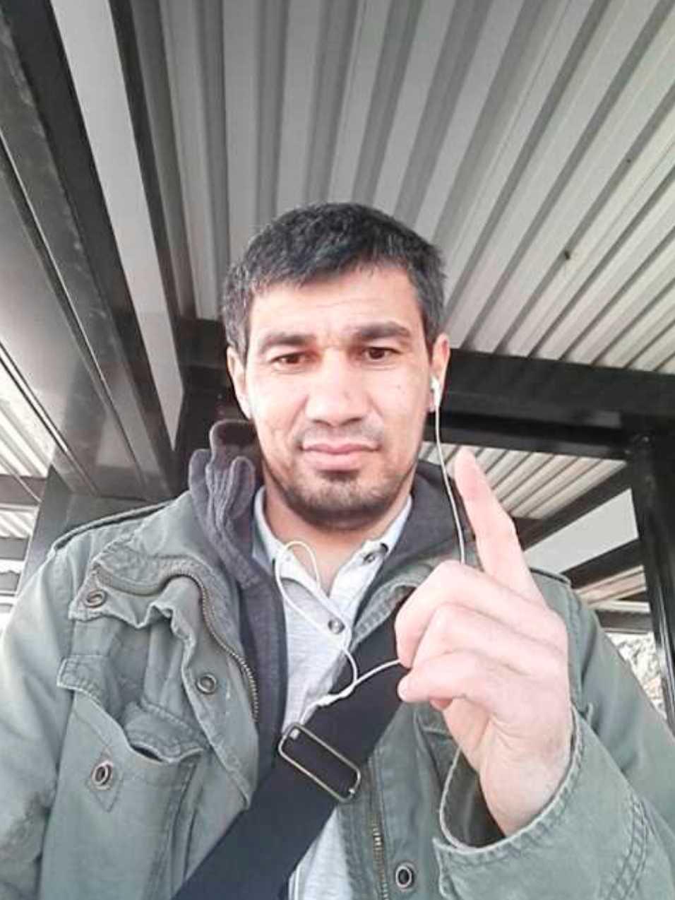 Livstidsdömde terroristen Rakhmat Akilov, 42.