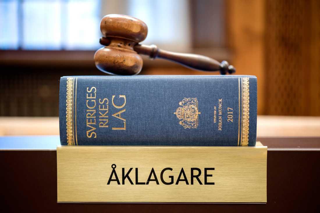 En man i Malmö har åtalats för att ha våldtagit ett barn vid åtminstone sju tillfällen. Arkivbild.