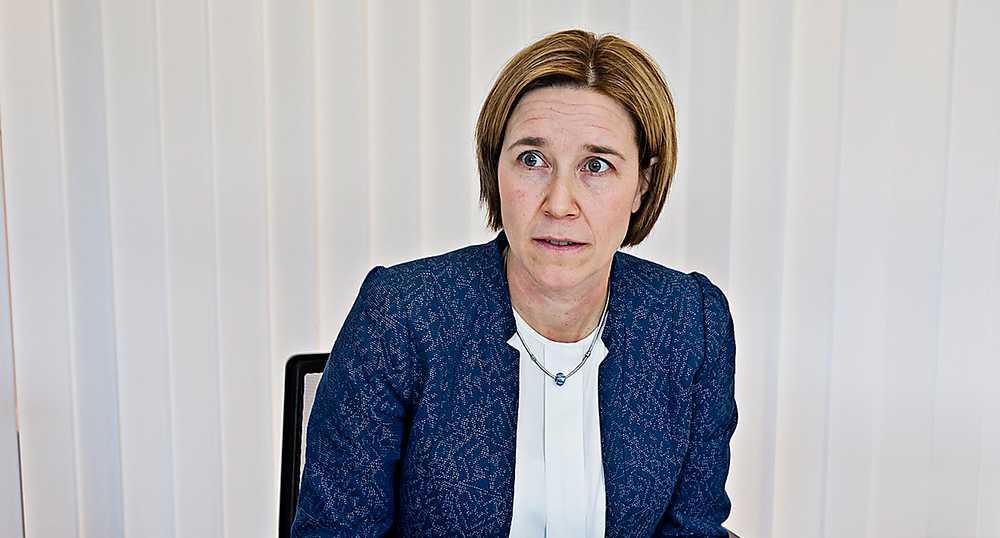 Kerstin Lindvall på Ica hade ingen aning om sambandet.
