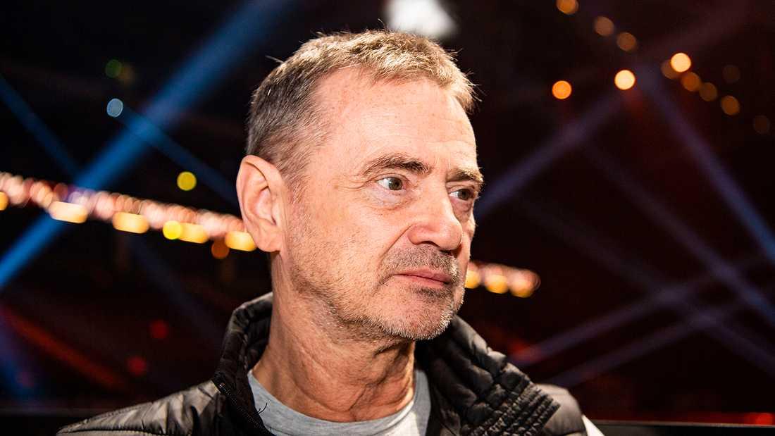 Christer Björkman.
