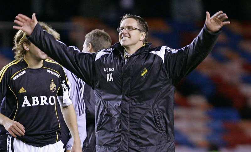 Rikard Norlings AIK har en bra chans att gå vidare till gruppspelet i Uefacupen i kväll.
