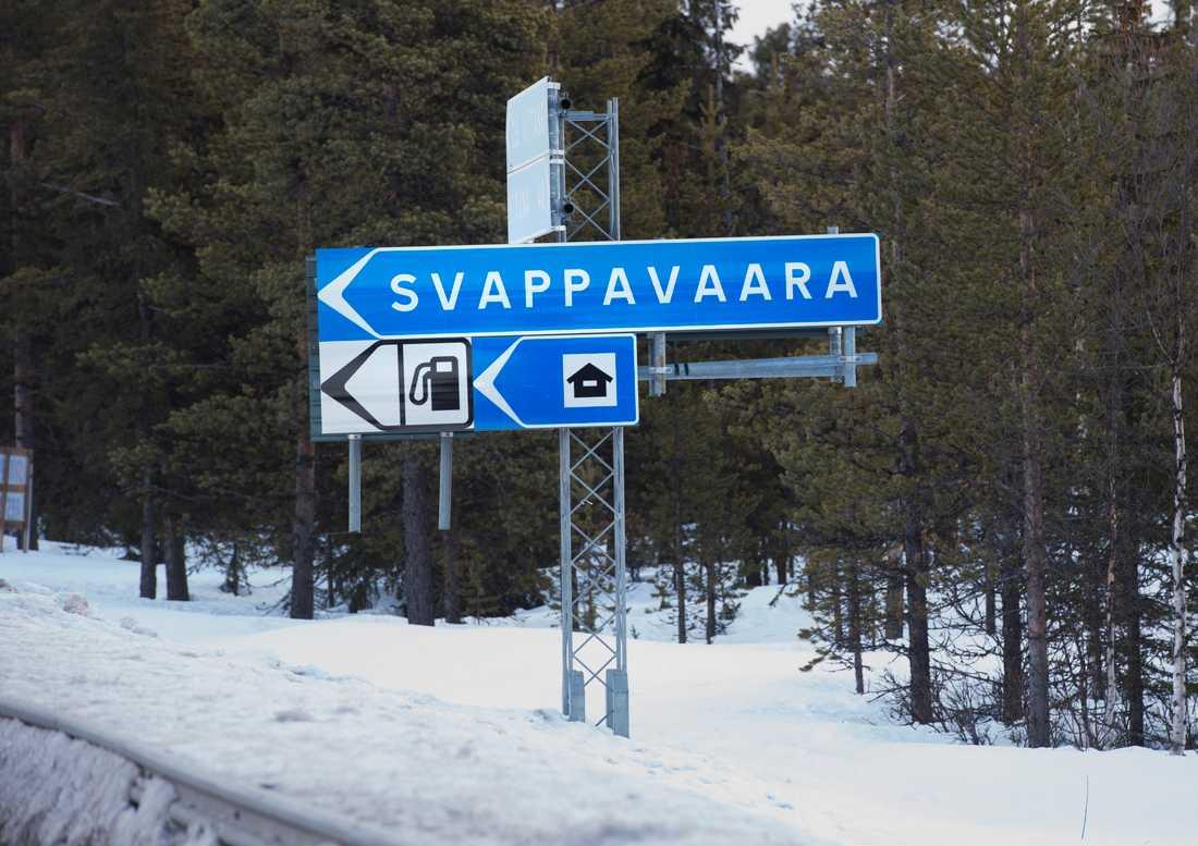 Ytterligare en chef har delgivits misstanke om brott efter dödsolyckan vid LKAB i Svappavaara sommaren 2018. Arkivbild.