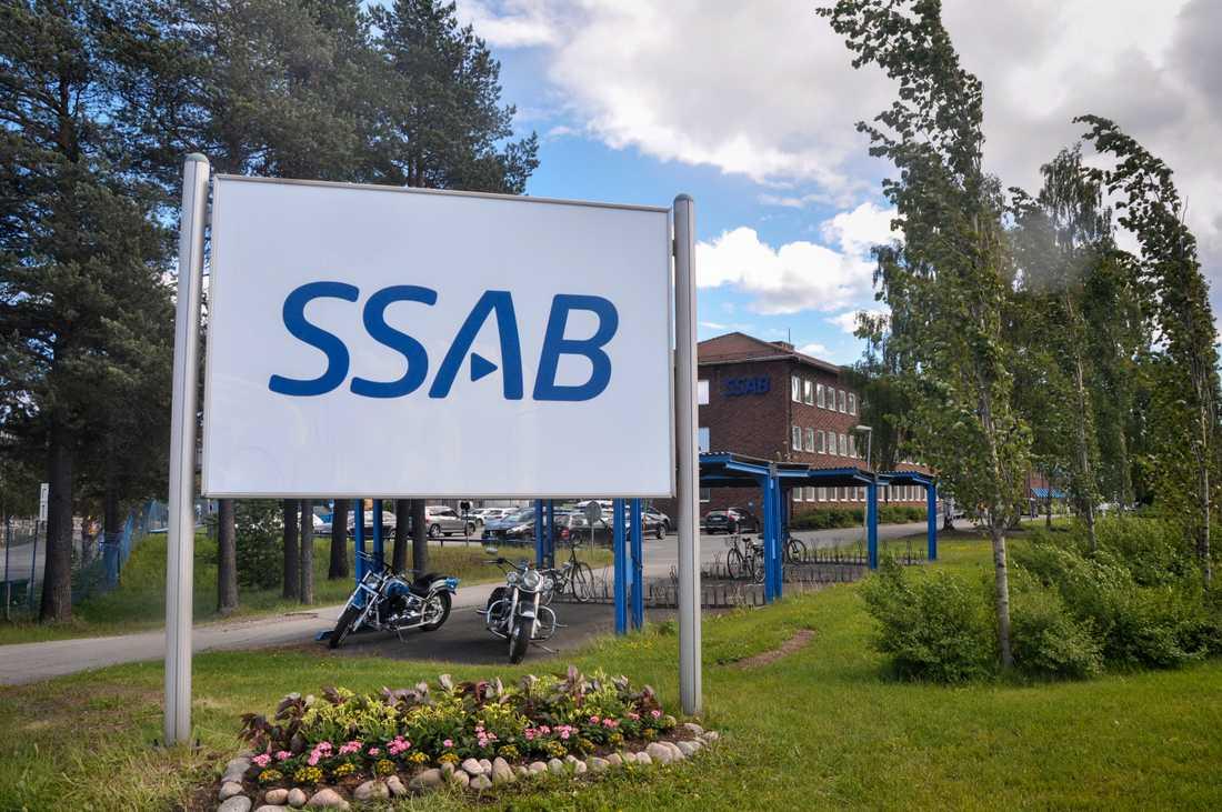 På frågan varför SSAB köper kol från Australien svarar företaget att det är en kvalitetsfråga.