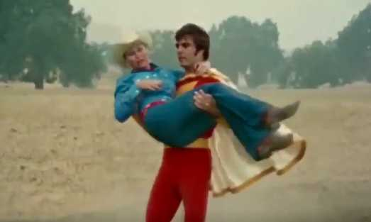 "Michael Gray i ""Shazam!"" (1974–1977)."