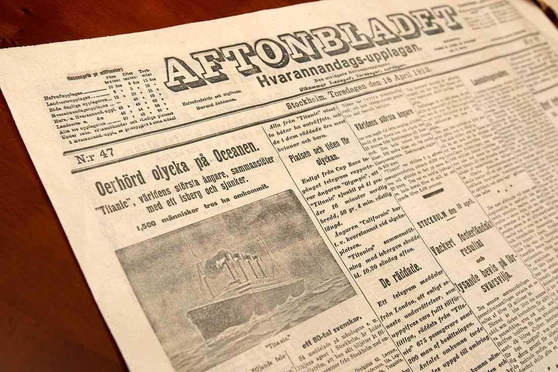 1912: TITANIC