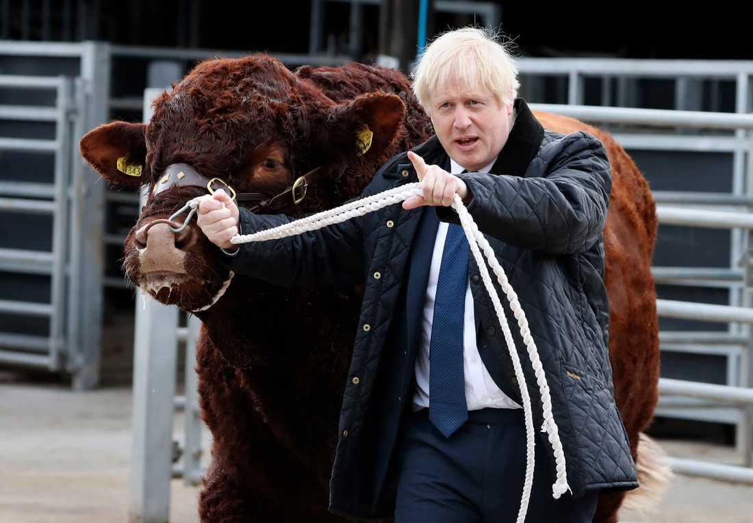 Boris Johnsons tjuraktiga strategi förändrar Storbritannien
