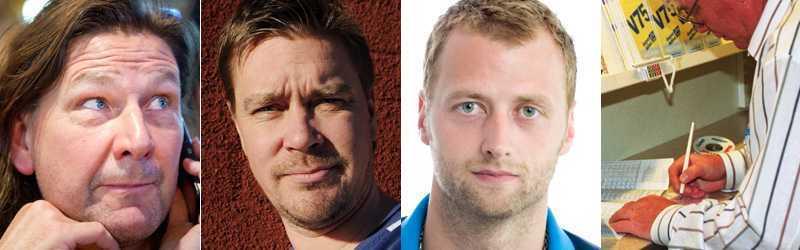 Christer Eriksson, Tommy Salo, Kristian Huselius och Anders Johansson har alla vunnit stort på Åby
