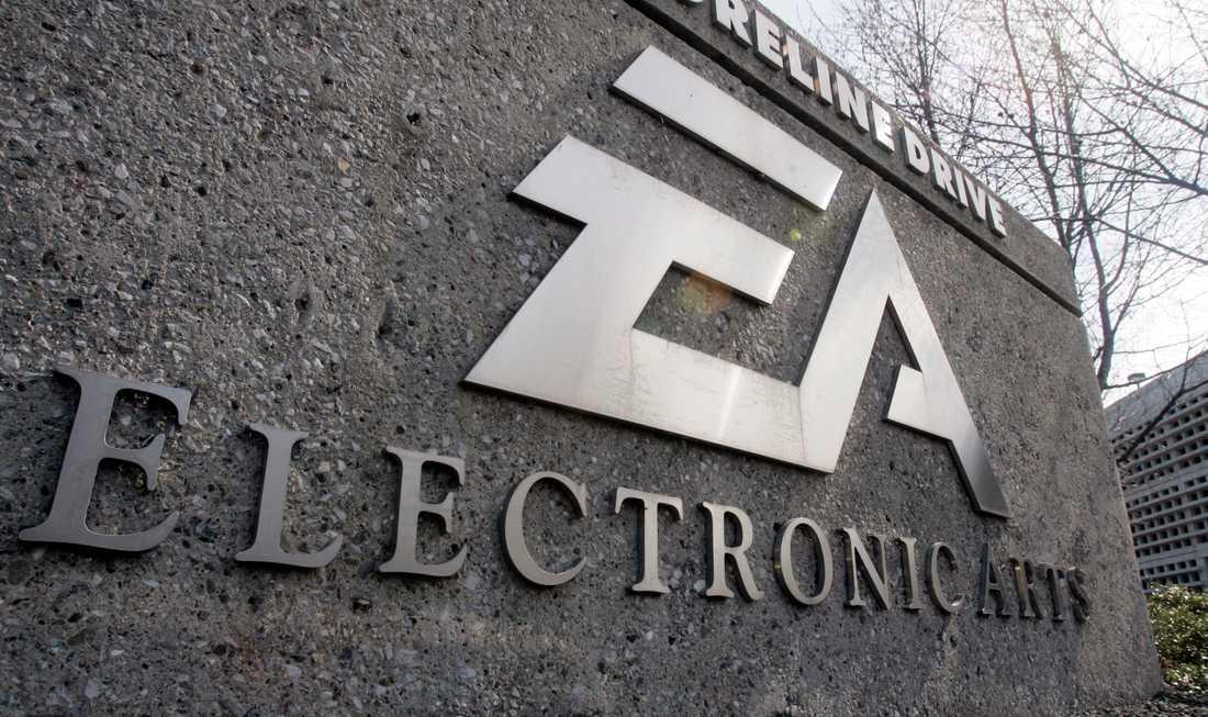 """Electronic Arts tycker inte att deras """"Fifa""""-spel innehåller otillåtna lotterifunktioner. Arkivbild."""