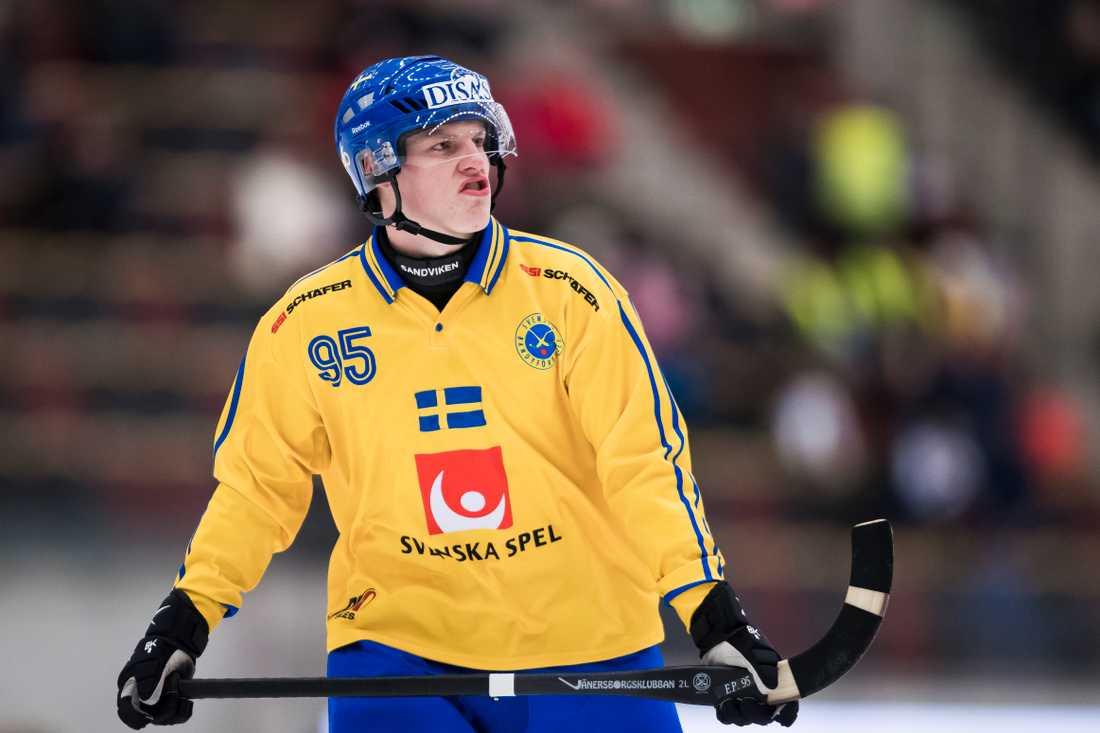 Erik Pettersson är given i det svenska landslaget.