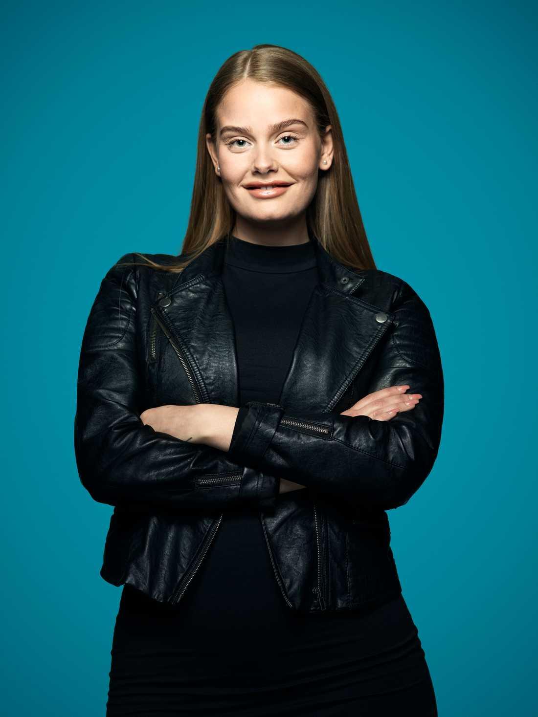 Nadia Lind Jacovidous, 23 år, Helsingborg