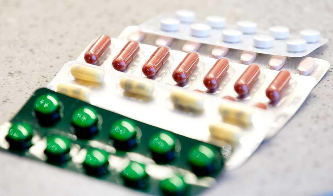 Effekten av ett smärtstillande läkemedel ökar om man tror på att det ska fungera. Arkivbild.