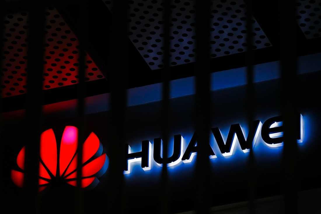 Regeringen vill inte säga något om de amerikanska kraven på att Huawei ska hållas utanför 5G-utbyggnaden. Arkivbild.