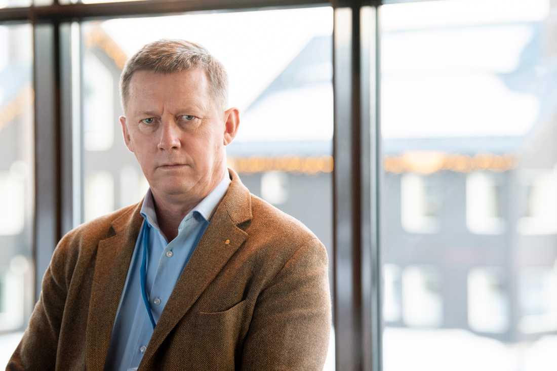 Säpo-chef Klas Friberg anser att lagen om särskild utlänningskontroll (LSU) borde skärpas.