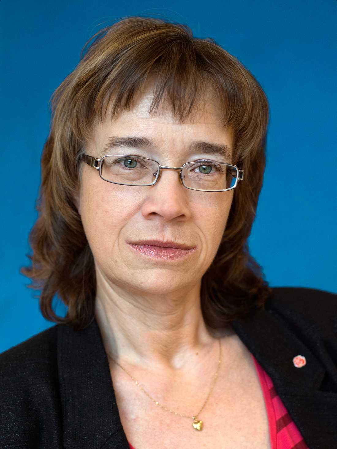 Lise-Lotte Bensköld Olsson (S).