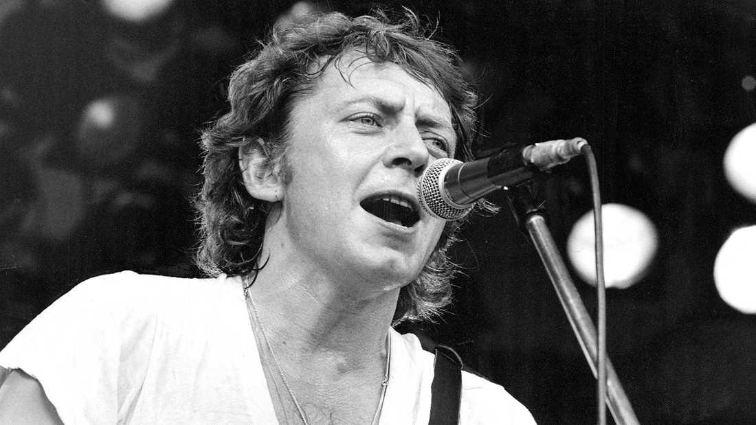 Ulf Lundell 1982.