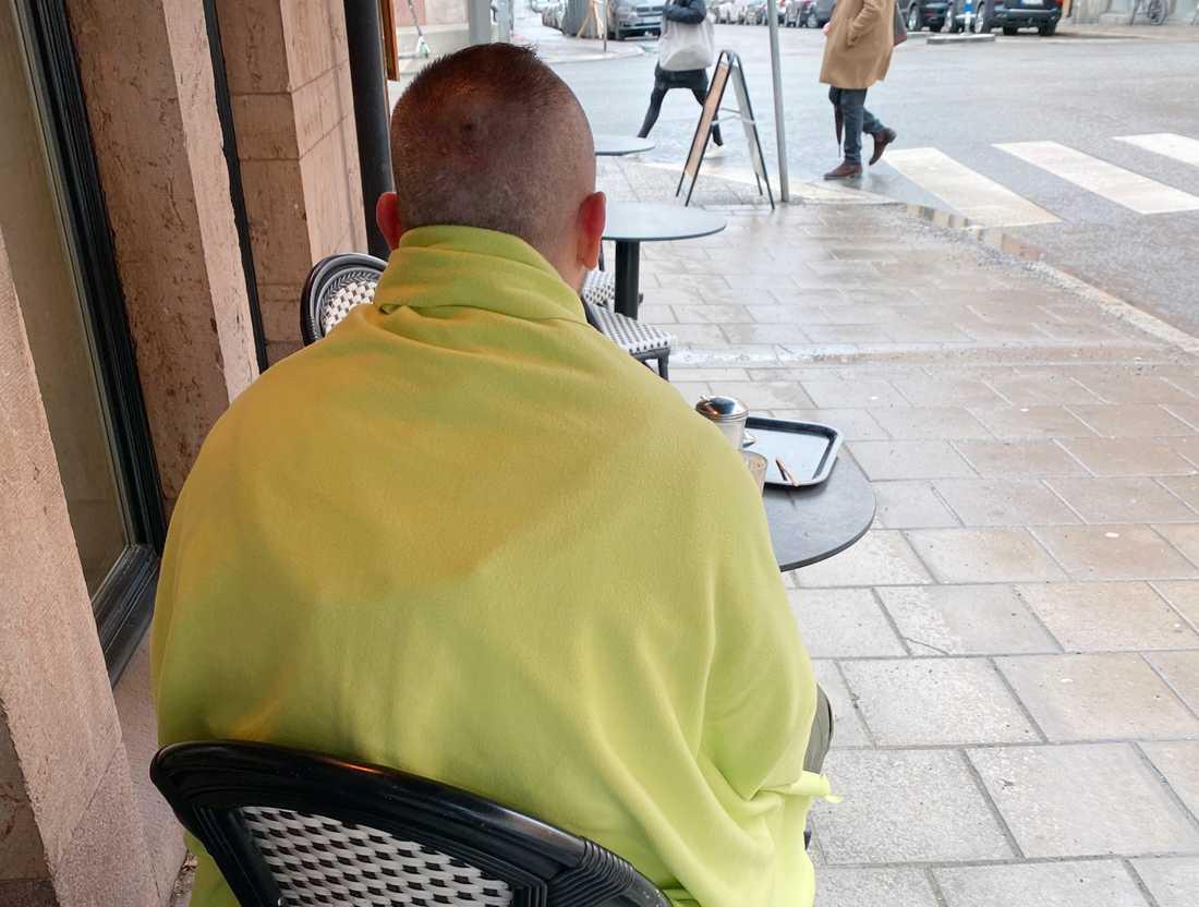 """""""Sameers skuggliv är tortyr för honom och en plåga för svenska samhället"""", skriver Peter Kadhammar."""