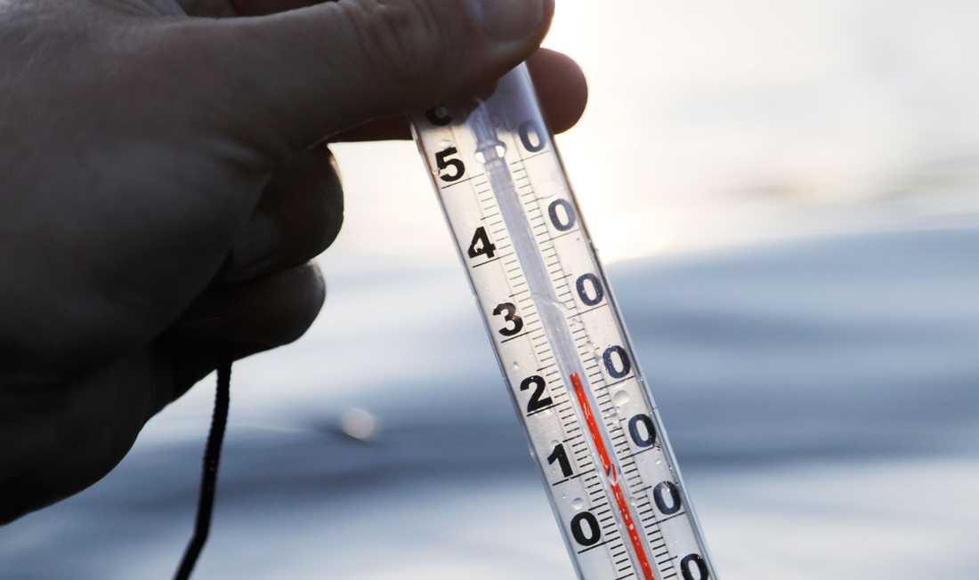 I helgen slogs årets värmerekord med 20,2 grader i Markaryd. Bilden är en arkivbild.