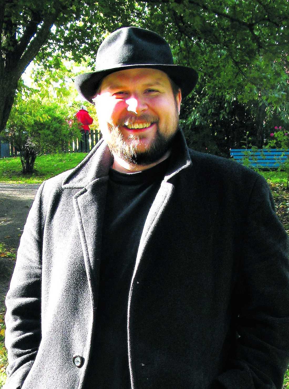 """Markus Persson utvecklade spelet """"Minecraft"""" som på kort tid blev en världssuccé."""