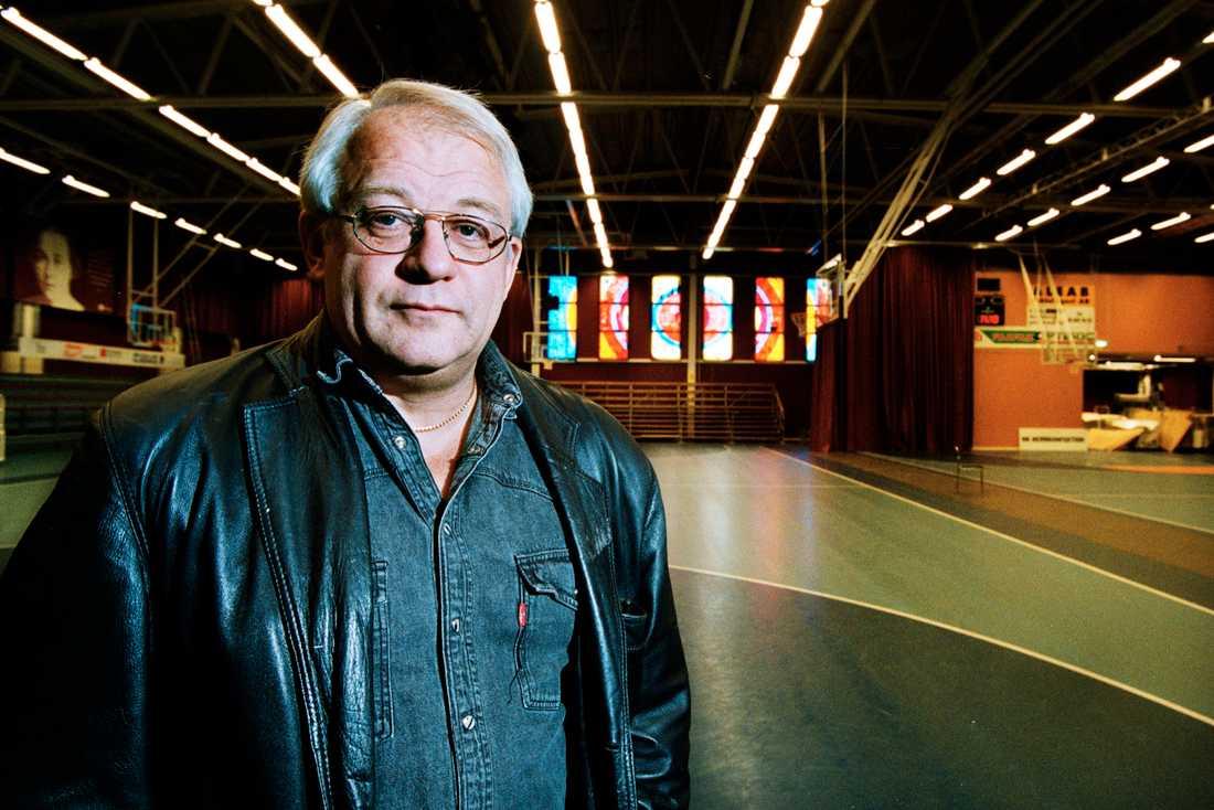 Anders Carlberg grundade Fryshuset 1984.