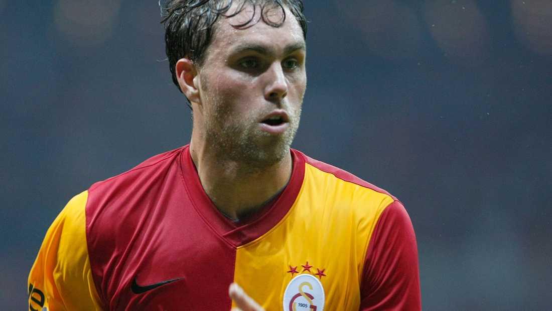 Johan Elmander, Galatasaray.