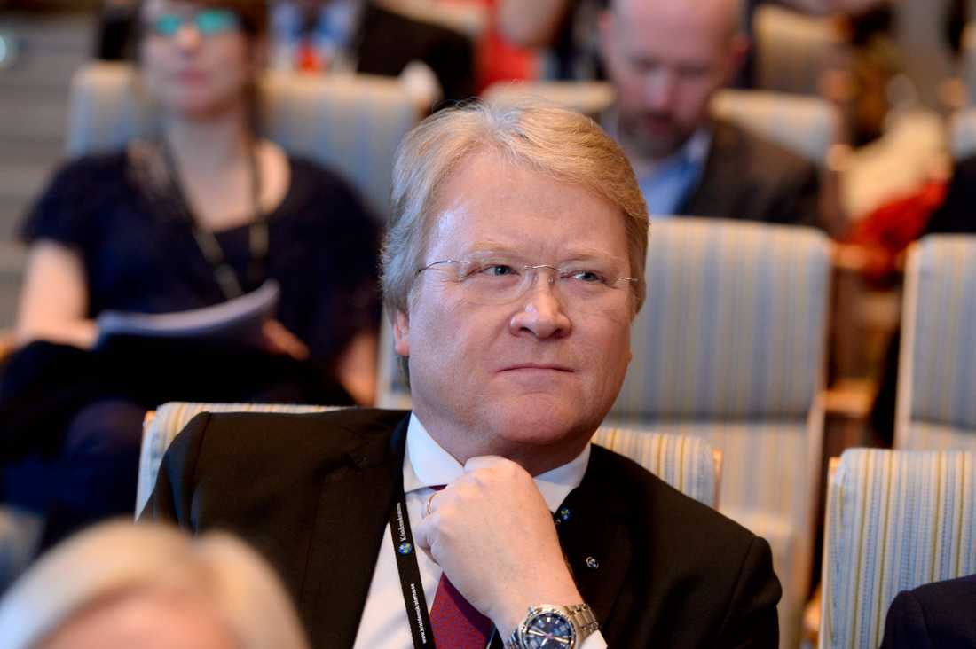 Lars Adaktusson. Arkivbild.