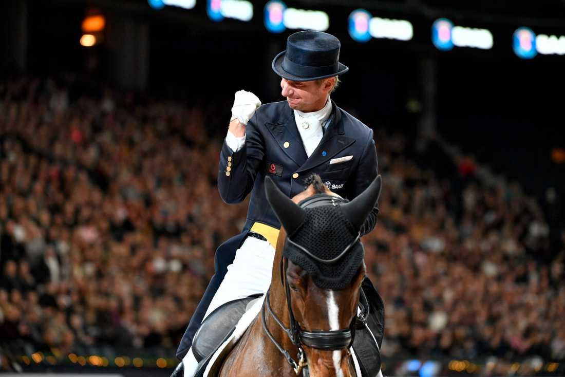 Patrik Kittel vann dubbelt i Doha. Arkivbild.